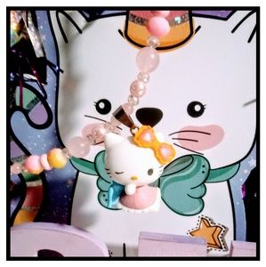 Hello Kitty angel necklace Sanrio Hello Kitty
